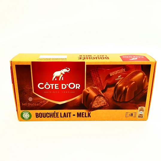 Cote D'or Bouchee Milk