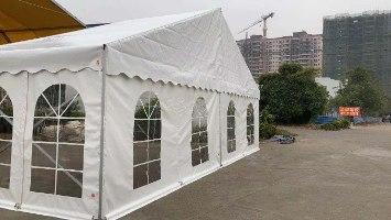 אוהל קבוע 5X12 אלומיניום ARPO