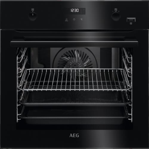 תנור אפיה בנוי מבית AEG דגם BPE255632B