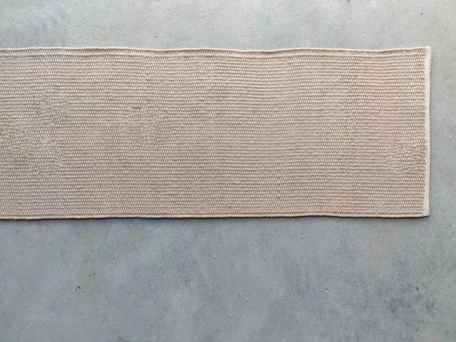 שטיח כותנה  ארוך מאד - מוקה