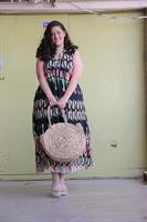 שמלת ג'ורדי ירוק