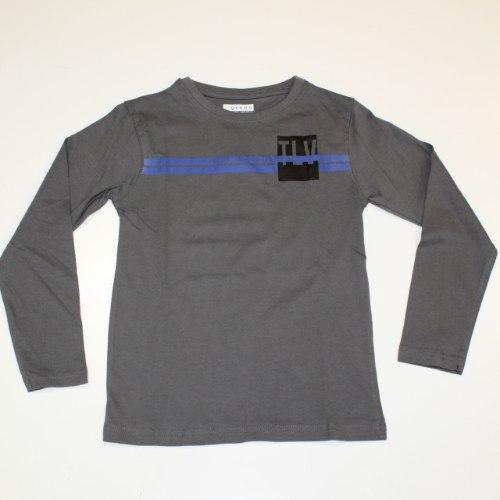 חולצה גבר הדפסה TLV