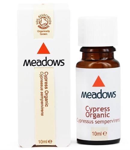 """שמן ארומתרפי ברוש אורגני 10 מ""""ל - Organic Cypress Essential Oil 10cc"""