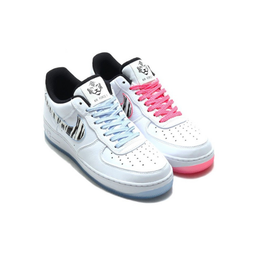 Nike Air Force 1 '07 Pink Zebra