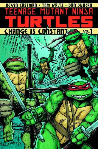 TMNT - Teenage Mutant Ninja Turtles Vol. 1