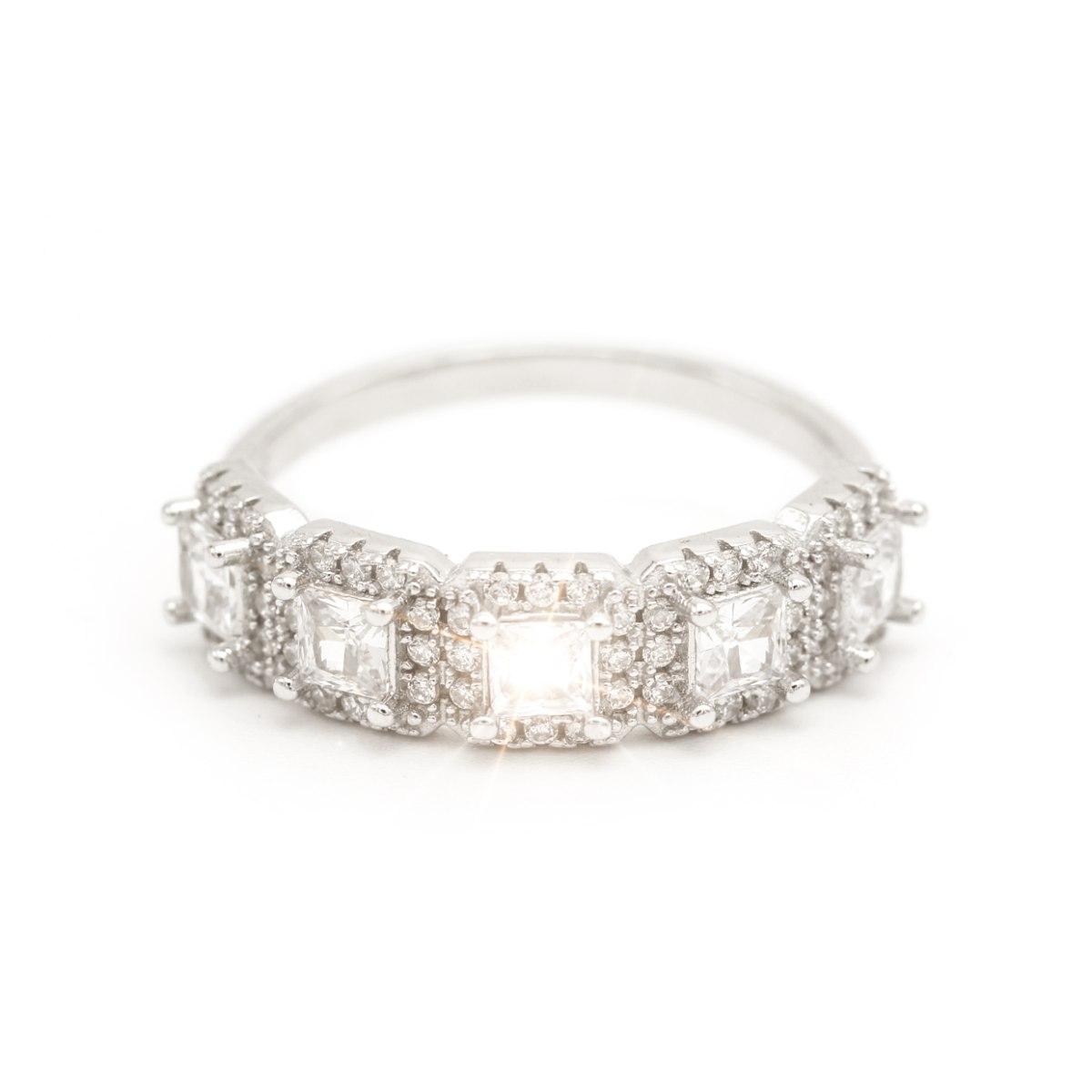 טבעת OLIVIA מכסף 925
