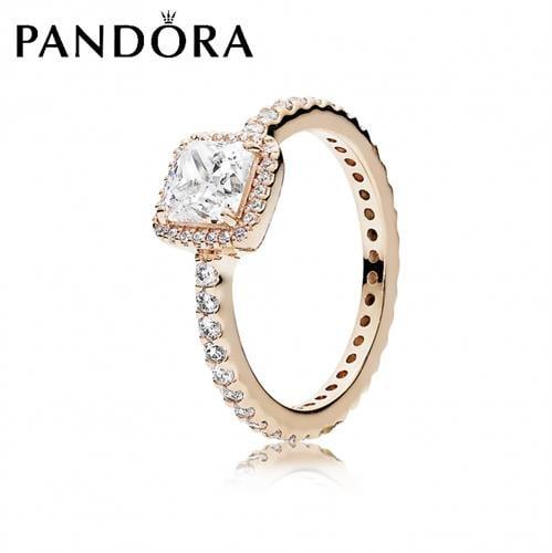 טבעת PANDORA רוז אלגנטיות על זמנית