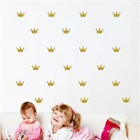 מדבקות ויניל לקיר - כתר