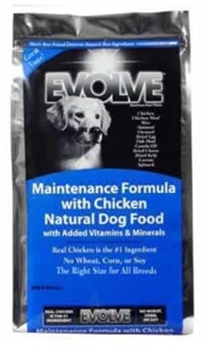 """איוולב עוף ואורז 13.68 ק""""ג מזון לכלב בוגר"""