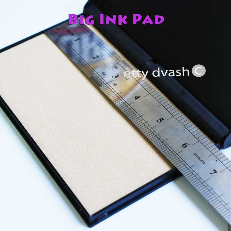 CLEAN INK PAD  - BIG
