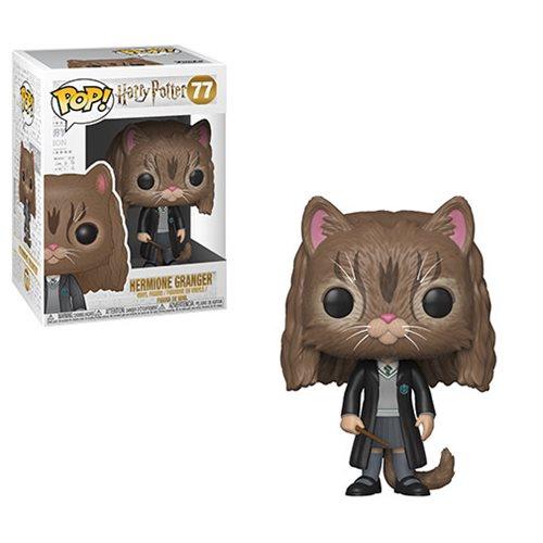 בובת פופ! הארי פוטר - הרמיוני חתול