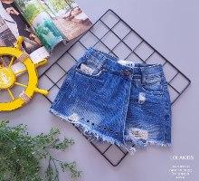 שורט חצאית דגם 42462