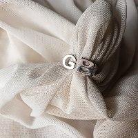 טבעת חותם 2 אותיות