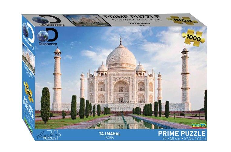 פאזל 1000 טאג' מאהאל בהודו