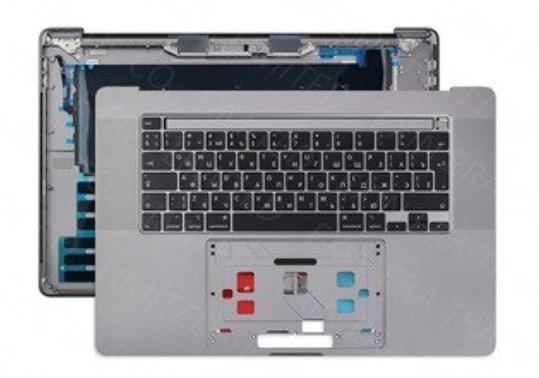 """החלפת מקלדת כולל תושבת למקבוק Macbook Retina 16"""" A2141 Late 2019"""