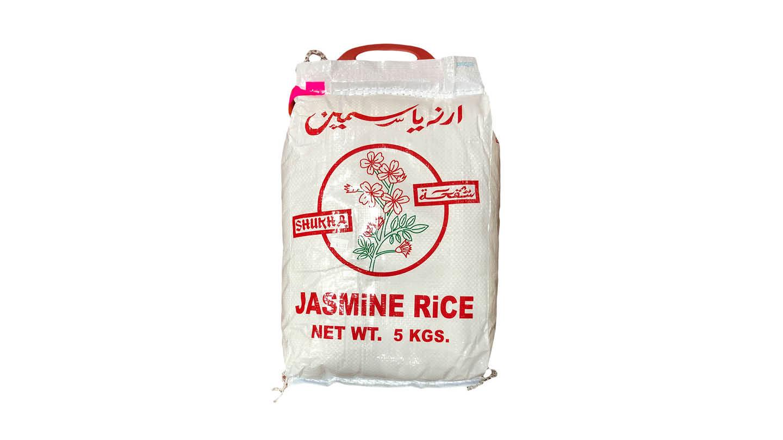 אורז יסמין ״מדליה״ 5 ק״ג