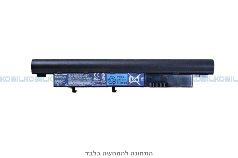 סוללה חליפית למחשב נייד Acer 5810/5810T