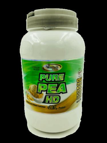 אבקת חלבון פאוורטק פיור על בסיס אפונה במגוון טעמים לטבעוניים(700 גרם) – PowerTeach Pure Pea HD vegan