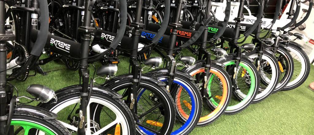 אופניים חשמליים - סינדיה