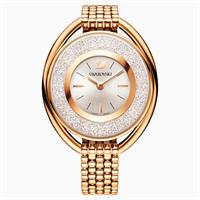 שעון SWAROVSKI מקולקציית Crystalline Oval