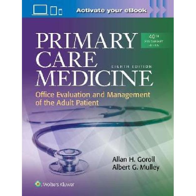 Primary Care Medicine 8th Edition - Goroll