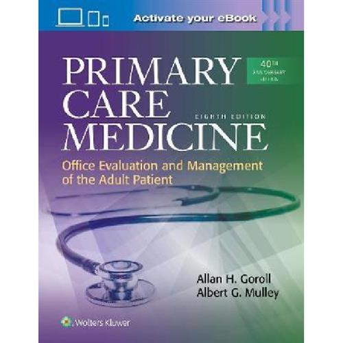 Primary Care Medicine 8th Edition - Goroll