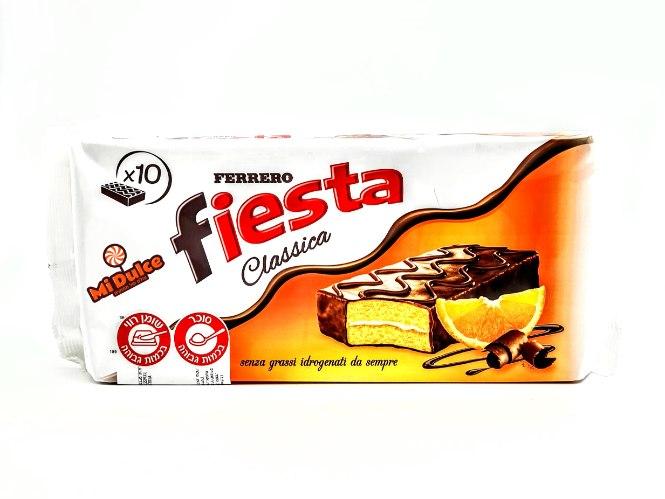 Ferrero Fiesta,מארז עשירייה