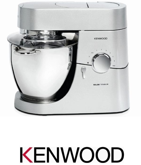 KENWOOD מיקסר מייג'ור טיטניום דגם: KMM060