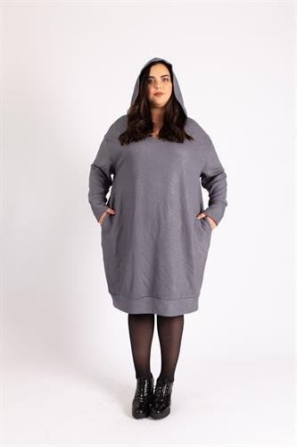 שמלת קפוצון לורקס בהיר
