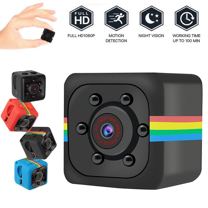 מצלמת קוביה רב שימושית - Cube HD