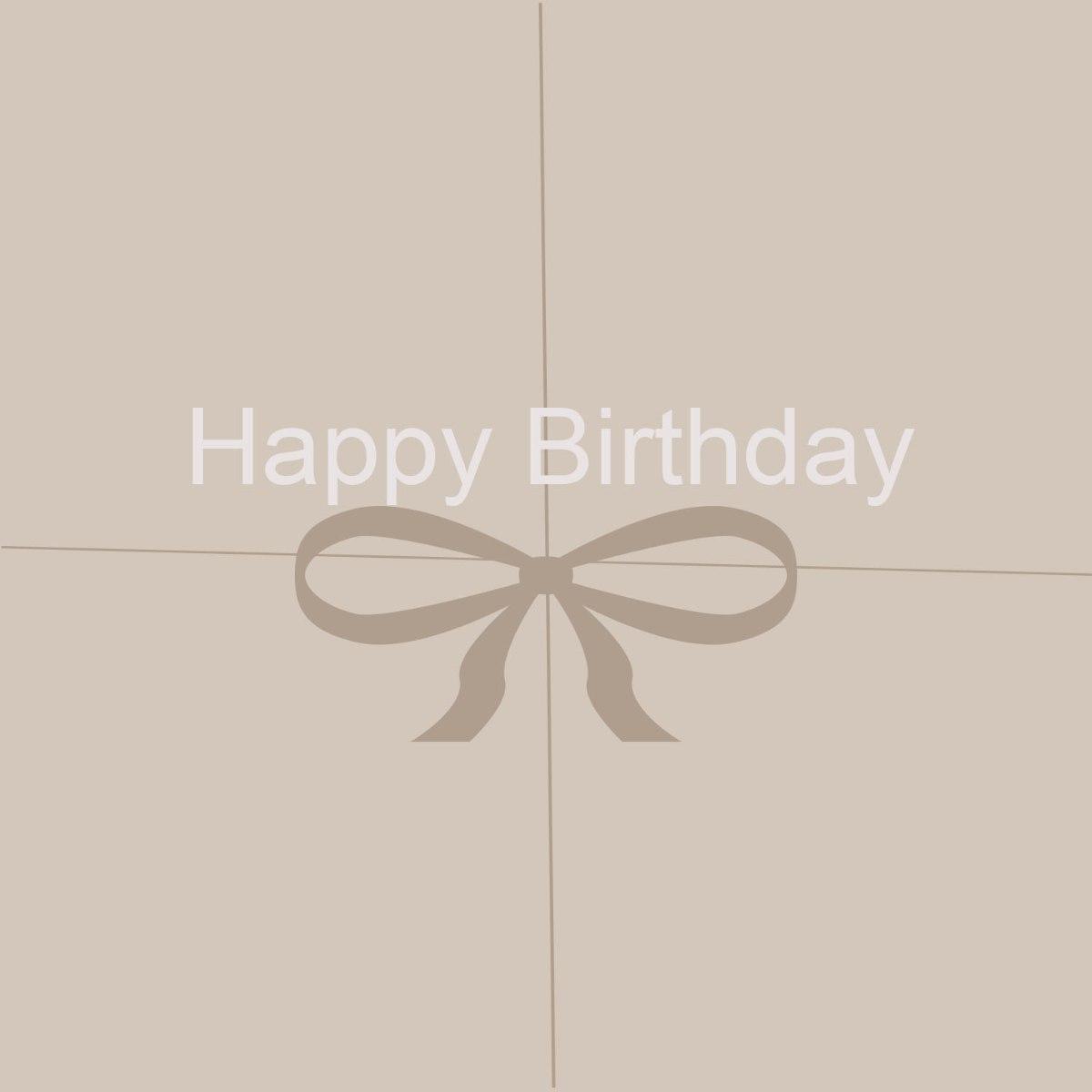 גיפט קארד יום הולדת