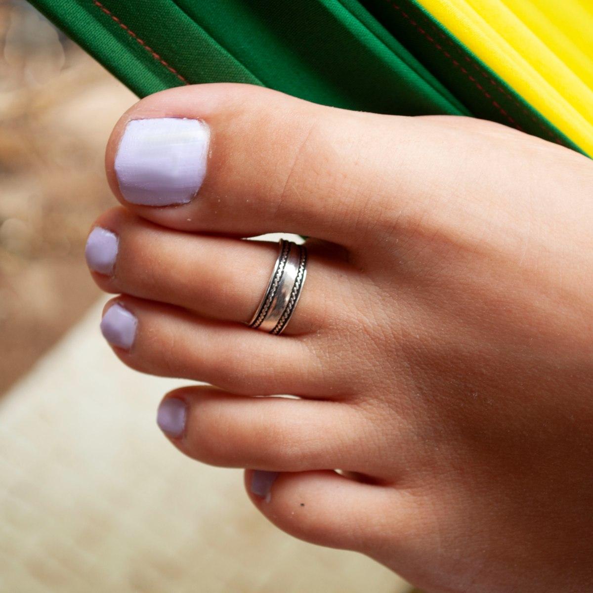 טבעת רגל אוסיריס