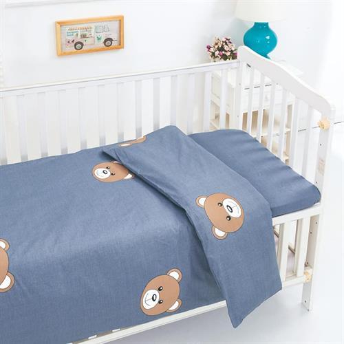 סט מלא למיטת תינוק חדש 10 דוגמאות 100% כותנה