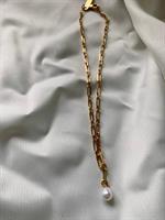 צמיד לורן סקיני זהב