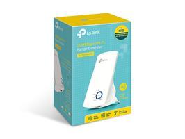 מגדיל טווח Wifi רשת אלחוטית TP-LINK 300Mbps Universal Range Extender TL-WA850RE
