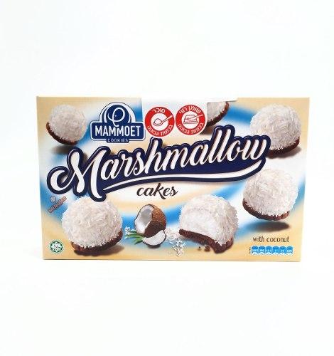 Marshmallow Cakes Coconut