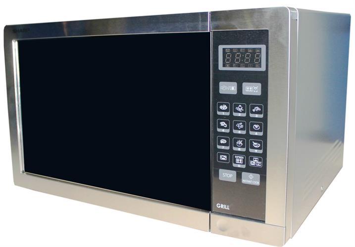 מיקרוגל Sharp R77AT(ST) שארפ