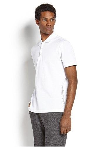 חולצה Salvatore Ferragamo לגברים WHITE