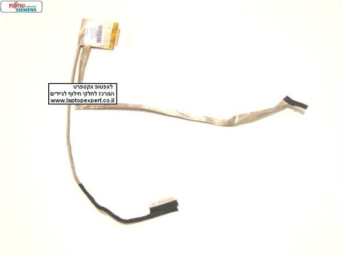 כבל מסך למחשב נייד פוגיטסו Fujitsu Lifebook AH512 LCD Screen Cable - DD0FH5LC020
