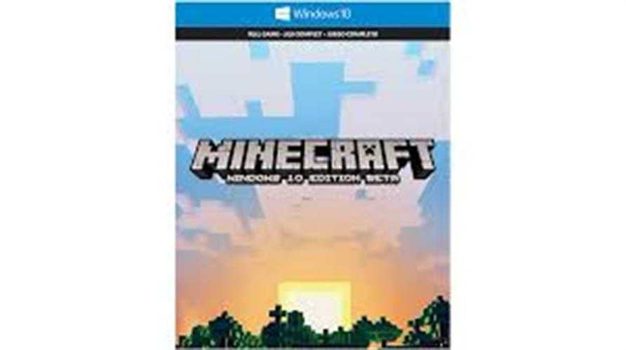 Minecraf for Windows 10