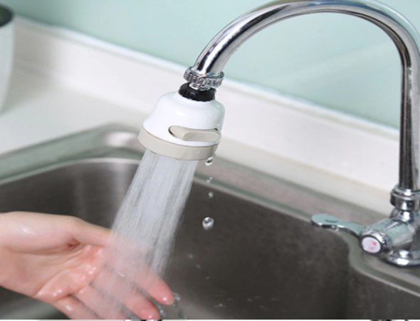 ראש ברז לכיור 3 מצבים להגברת זרם המים