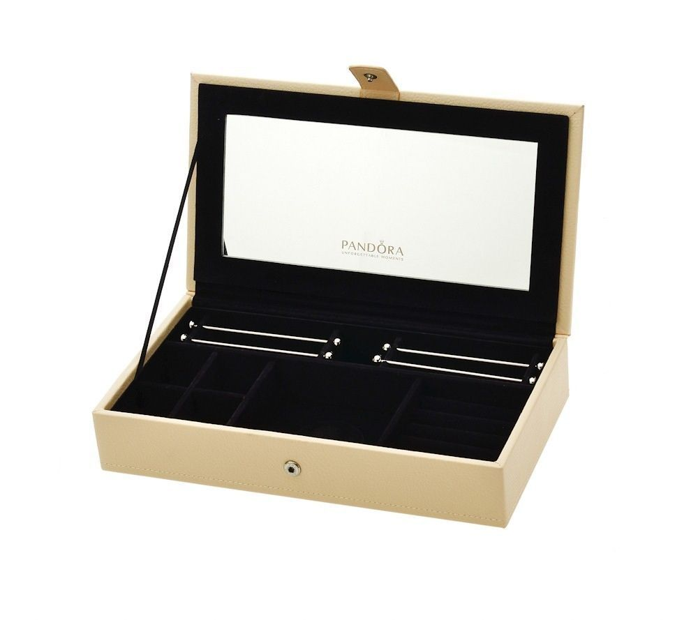 קופסת תכשיטים מקורית של חברת PANDORA