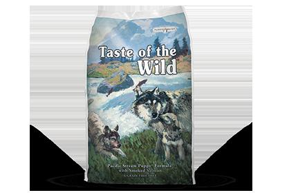 "Taste Of The Wild גור דגים 13 ק""ג"