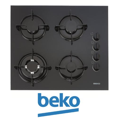 """כיריים גז 60 ס""""מ beko דגם: HISW-64120S טורבו"""