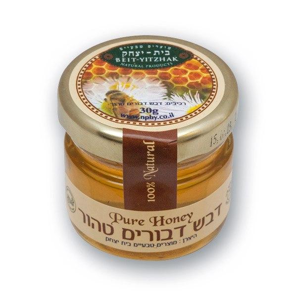 דבש דבורים טהור