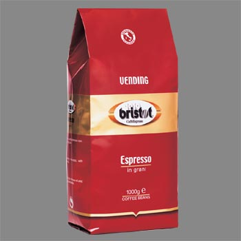 פולי קפה בריסטוט ( 1 קג ) אספרסו Bristot Espresso