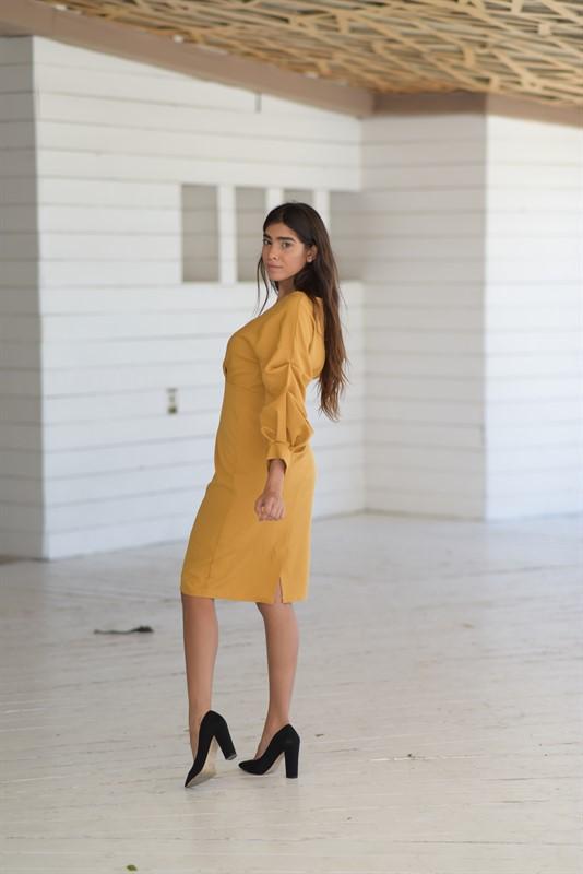 שמלת מלמלה ביידים