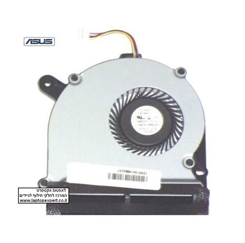 מאוורר להחלפה במחשב נייד אסוס Asus VivoBook S400 S500 Series Cooling Heatsink and Fan 13NB0051AM060-1 13N0-NUA0901