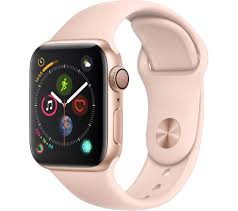שעון חכם Apple Watch Series 4 40mm Aluminum Case Sport band GPS אפל