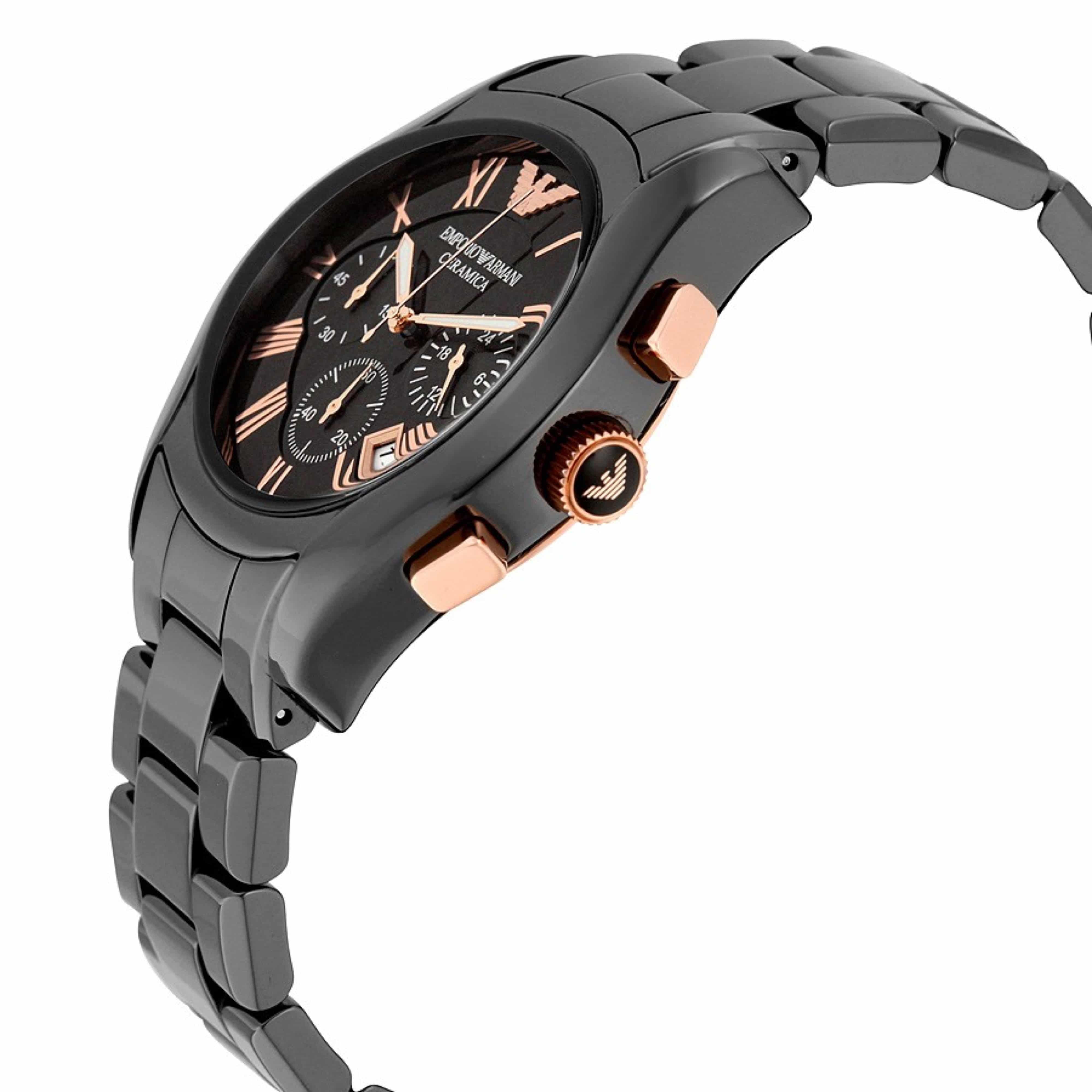 שעון אמפוריו ארמני לגבר Ar1410